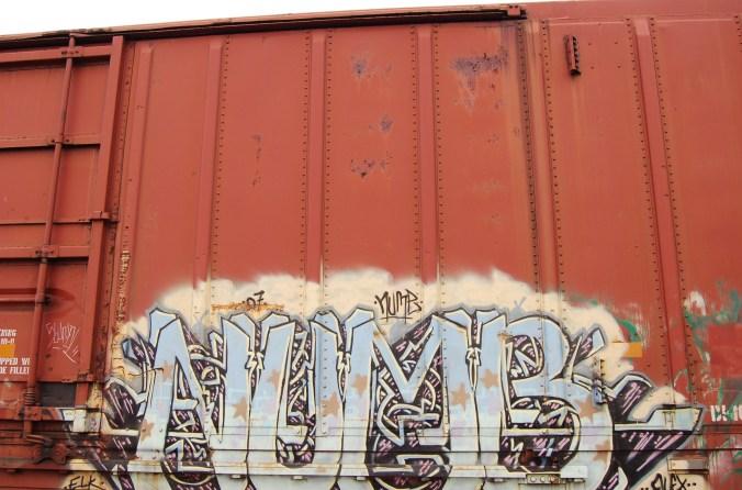 Numb Graffiti